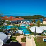 Poolanlage im Resort Belvedere in Vrsar 1 - Istrien - Kroatien