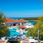 Poolanlage im Resort Belvedere in Vrsar 2 - Istrien - Kroatien