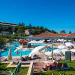 Poolanlage im Resort Belvedere in Vrsar 3 - Istrien - Kroatien