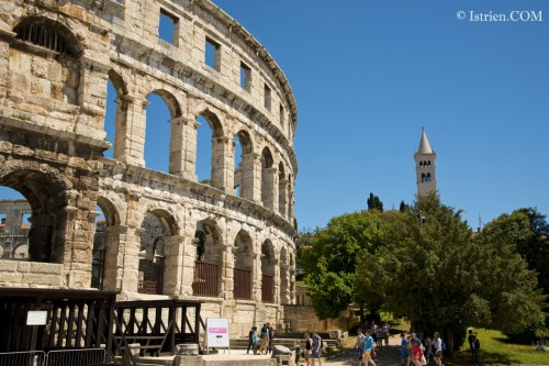 Foto - ARENA - Amphitheater in Pula - Istrien