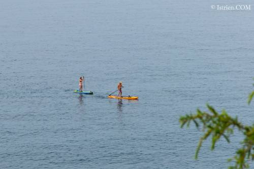 Stand Up Paddling - Sport und Fun in Istrien